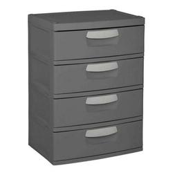 Sterilite Drawer Storage Cabinet