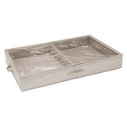 Interdesign 05341 Axis Under Bed Storage Box-2 S- Chevron
