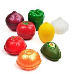 1 Pcs Kitchen Food Crisper Vegetable Containers Fruits Fresh