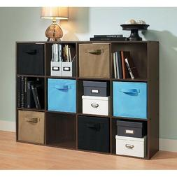 ClosetMaid 1292 Cubeicals 12-Cube Organizer Espresso