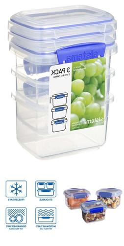 1543 Klip It Collection Rectangle Food Storage Container 13