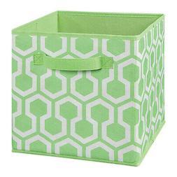 ClosetMaid 184300 Fabric Storage Organizer Cube Drawer w/ Ha