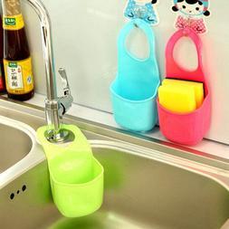 1pc Bathroom Kitchen Organizer Hanging Sink Holder Strainer