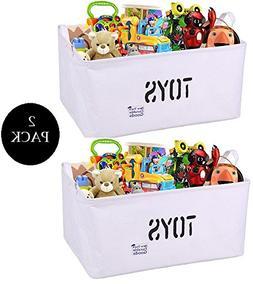 CANVAS Storage Container Bin Basket Organizer EASY Multipur