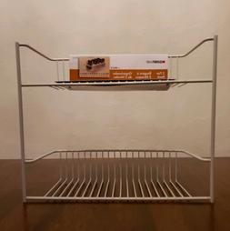 2-TIER WALL STORAGE RACK 800200