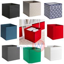 2Pk Ikea Drona Storage Organizer Box Fits in Kallax Insert