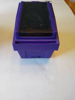 "Fellowes 3.5"" Floppy Disk Storage Box Case"