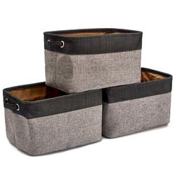 EZOWare 3 Pcs Box Storage Baskets Organiser take it home Off