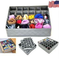 30 Cells Bamboo Charcoal Underwear Ties Sock Drawer Closet O