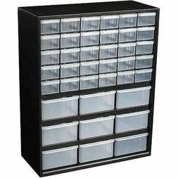 39 Drawer Storage Cabinet Home Organizer Garage Kitchen Arts