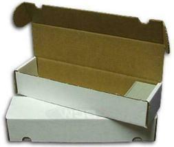 BCW 800 CT COUNT Corrugated Cardboard Storage Box-Sport Tra