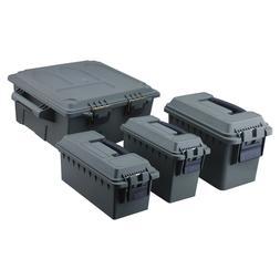 High Desert 4 Pack Ammo Box Dry Storage Utility Box Heavy Du