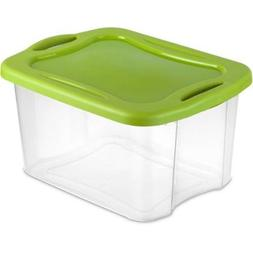 40 Quart EASY to Carry, Handles, Spicy Lime, Case of 6