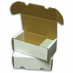 200 Ct. 400 Card Storage Box Gaming - Trading - Sports Cards