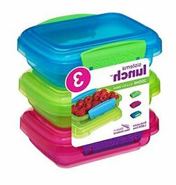 Sistema 41524 Lunch Collection Food storage containers Blue