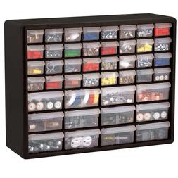 44-Drawer Small Items Organizer - Hardware and Craft Storage