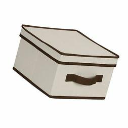 Household Essentials 511 Storage Box with Lid and Handle - N
