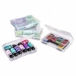 "ArtBin 6946ZZ Photo & Craft Organizer 4"" x 6"" Box Set 12 Pla"