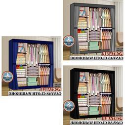 """71"""" Closet Organizer Shelves System Shelf Rack Clothes Stora"""