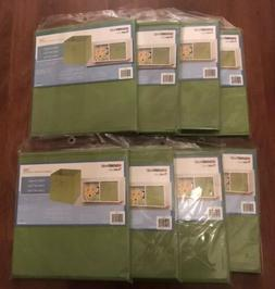 8 ClosetMaid Cubeicals Fabric Drawers #1532 Spring Green