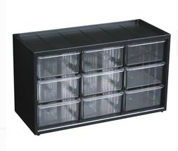 9 Drawer Storage Cabinet Home Organizer Garage Kitchen Arts