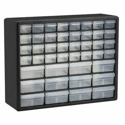 Akro-Mils AKM10144 Stackable Cabinets- 44 Drawers- 20in. x6.