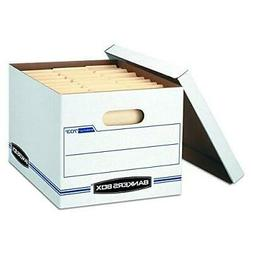 Fellowes 00703 Stor/File Storage Box, Letter/Legal, Lift-off