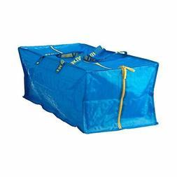 Ikea Frakta Storage Bag,Extra Large - Blue -- SET OF 3