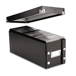 Snap-N-Store CD Storage Box, 13.25 x 5.125 x 5.125 Inches, B