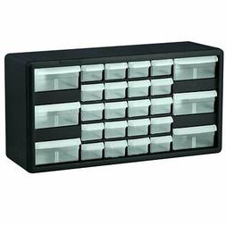 Akro-Mils 10126 26 Drawer Plastic Parts Storage Hardware and