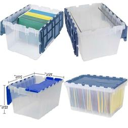 Akro-Mils 66486Fileb  12-Gallon Plastic Storage Hanging File