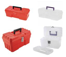Akro-Mils Plastic Art Supply Craft Storage Tool Box, Provide