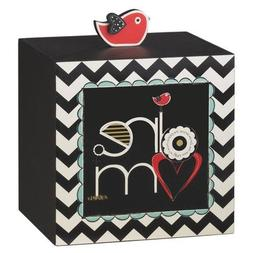Amylee Weeks Dream with Bird Storage Box Table Top Decor