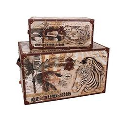 Household Essentials Animal Kingdom Storage Trunks , Jumbo/M