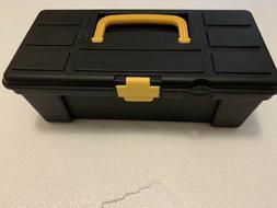 Art Bin Box, Craft/Art Storage Small Plastic Toolbox