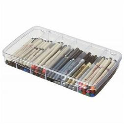 Artbin 6-compartment Prism Box- Clear Art/ Craft Supply Stor