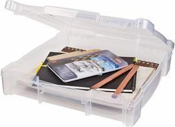 "ArtBin Essentials One-Compartment 12"" x 12"" Box Art & Craft"