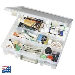 ARTBIN SUPER SATCHEL STORAGE BOX for craft is stackable 6 co