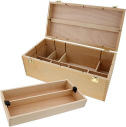 Artist Storage Containers Arts And Crafts Organizer Tool Box