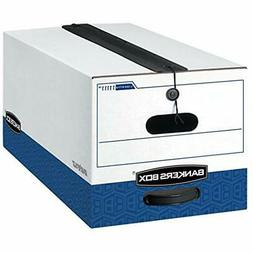 Bankers Storage File Boxes Box LIBERTY PLUS Heavy-Duty Boxes