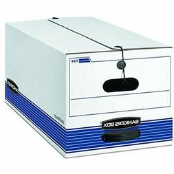 Bankers Storage File Boxes Box STOR/FILE Medium-Duty Boxes,
