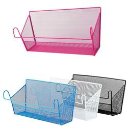 Bed Shelf Storage Bins Baskets Living Room Iron Storage Box
