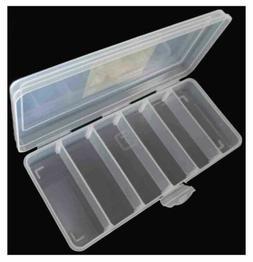Clear Plastic Storage Box  - TJ-48822