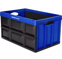Clever Crates Collapsible Storage Container 62 Liter Solid W