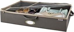 ClosetMaid Under Bed Storage Bin Organizer Linen Shoe Bag Gr