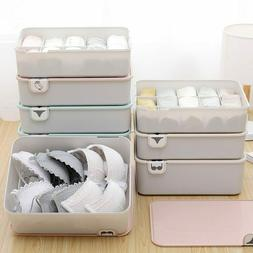 Cloth Storage Box Closet Dresser Drawer Organizer Cube Baske