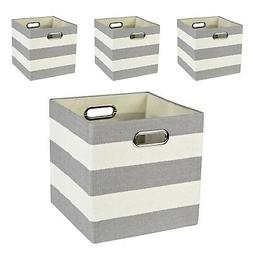 Posprica Collapsible Storage Cube Bins Boxes Basket Containe