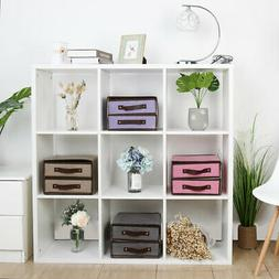 Collapsible Fabric 2-Drawer Storage Bin Cube Chest Unit for
