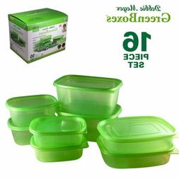 Container Food Box Storage Microwave Lunch Kitchen BPA Free