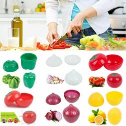 Creative Kitchen Food Crisper Vegetable Fruit Saver Containe